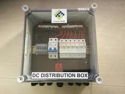 Solar DC Distribution Board
