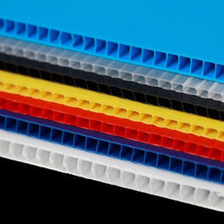 PP Plastic Corrugated Sheet