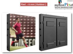 P6mm Outdoor Fixed LED Screen