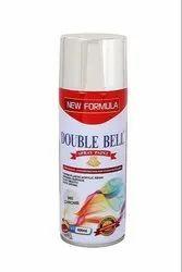 Double Bell Chrome-980 Metallic Spray Paint
