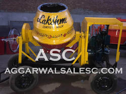 Lakshmi Brand Concrete Mixer Machine