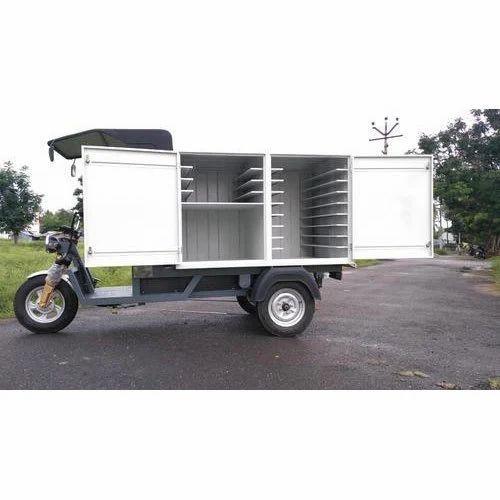 Food Transport Vehicle