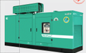Super Silent 750 Kva Diesel Generators On Hire, For Office, In Pan India