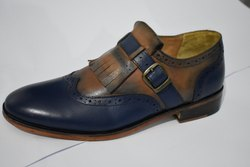 Men''s Leather Formal Shoes for Party Wearing