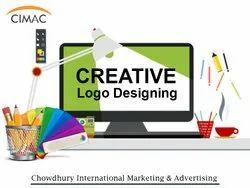 Logo Designing Services, For Online & Print