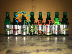 Natural Herbal Health Care Juices