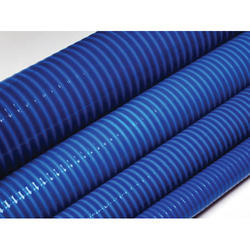 Blue Suction Hose Pipe