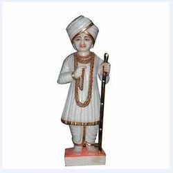 Marble Jallaram Statue