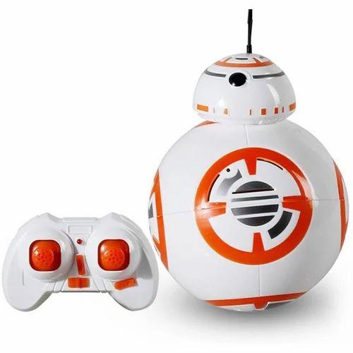 Star Wars 2 4G Remote Control Mini BB 8 Action Figure Droid