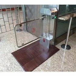 Manual Swing Gate P- Type Turnstiles