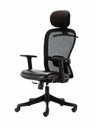 A - 1013 High Back Revolving Chair