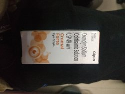Cromolyn Sodium Ophthalmic Solution