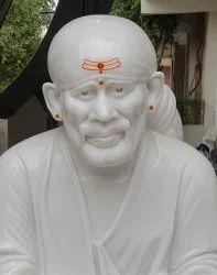 Marble Shirdi Sai Statue