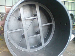 Rubber Lined Pressure Vessel