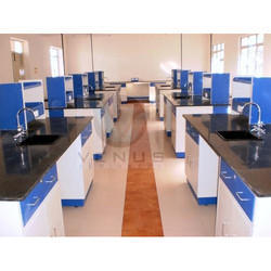 Designer Chemistry Lab Table