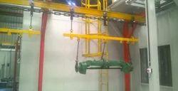 Liquid Paint Line Conveyor