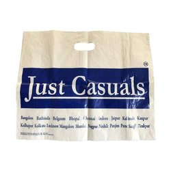 HDPE LD Printed Bag, for Apparel, Capacity: 2-10 Kg