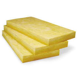 Fiber Glass Wool Insulation Slab