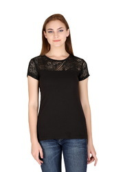 Women's Fashionable Net Top