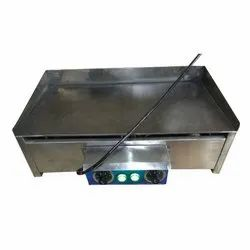 Stainless Steel Electric Dosa Plate