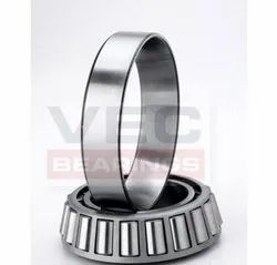 Bearing Steel 30203 TAPER ROLLER BEARINGS, Packaging Type: Box