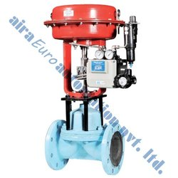 Pneumatic Diaphragm Thermic Fluid Modulating Control Valve