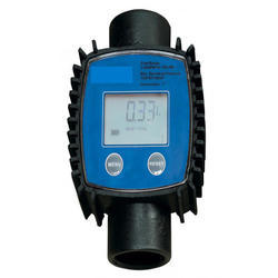 Digital Fluid Flow Meter