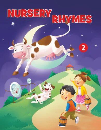 Kids Nursery Rhymes Book