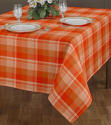 Check Design Tablecloth