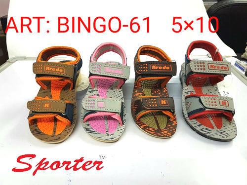 Sporter Kids Boys Fashion Sandals, Size