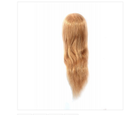 27 Inch Real Human Hair Mannequin