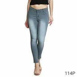 Vaibhav Lakshmi Collection Comfort Casual Women's Jeans