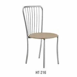 Stainless Steel Cafeteria Chair