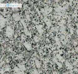 Polished Big Slab P. White Granite, Thickness: 15-20 mm