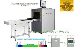 Scanner Baggage Inspection Machine