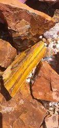 Natural Tigereye Rough Stones