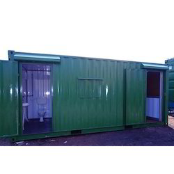 Office Container Installation Service