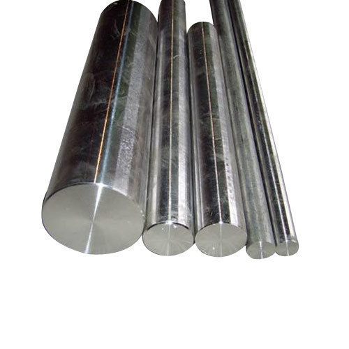 304 Stainless Steel Round Bars for Construction, Thickness: >4 inch