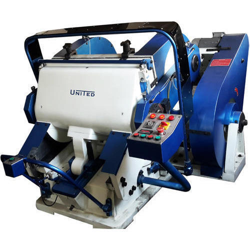 United Die Cutting And Punching Machine