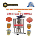 The Hardener Making Machine and Chemical Formula