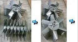 Aluminum Impeller 8 Blade Dia 450 mm
