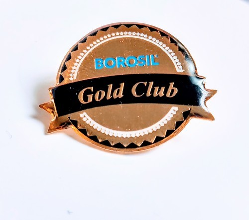 Custom Lapel Pin - Customer Commitment Lapel Pin Exporter from Mumbai