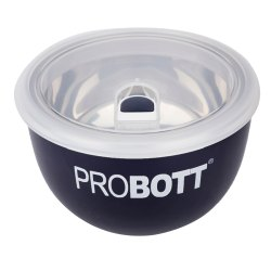 Probott Stainless Steel Food Grade Food Bowl Lunch Box 1100ml PBH 6021