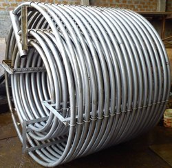 Industrial Heating Coils