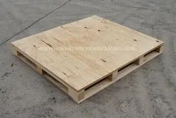 Four Way Plywood Pallet