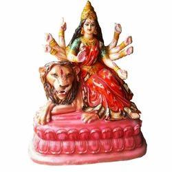 FRP Durga Statue