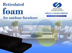 Sheela Outdoor Furniture Foam