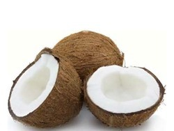 Brown Fresh Coconut