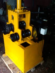 3 Roller Pipe, Pata, Square, Angle Chanel Bending Machine