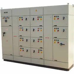 Three Phase Mild Steel Control Panel Board